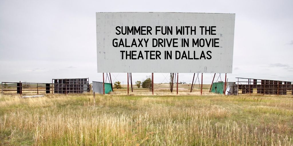 We all know the cooler temperatures roll in after dark but that also means the fun is just heating up! Take your entertainment back to a simpler time at the Galaxy Drive-In Movie Theater. You can see two features for the price of one all summer long!