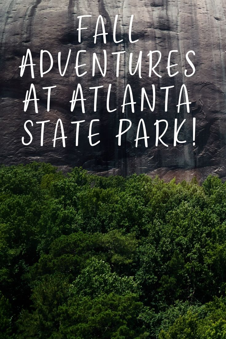 We are in full autumn swing! Fall foliage peaks a little later here in Texas than most other states, but it's well worth the wait. Take a trip to Atlanta State Park.